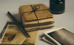 Scrisori din trecut. O poartă către inimile celor dragi.
