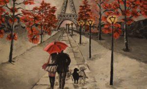 Paris în Noiembrie. Impresii și obiective de vizitat (Partea 1)
