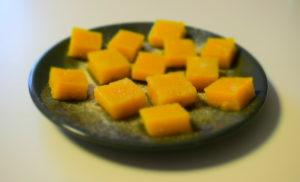 Mămăligă dulce cu suc de portocale – Rețetă
