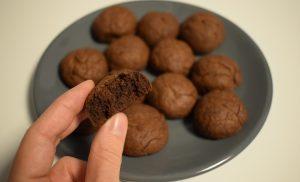 Vegan Nutella cookies – Rețetă delicioasă